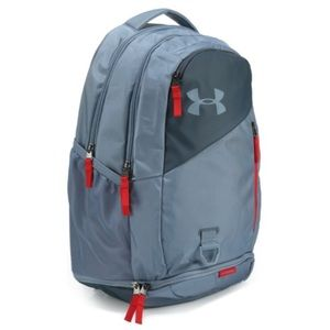 Under Armour unisex hustle 4.0 storm backpack NWT